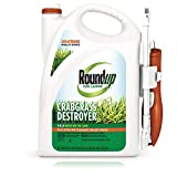 Roundup for Lawns Crabgrass Destroyer1 - Tough Weed Killer,...