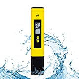 Toolazy Digital PH Meter,High Accuracy Water Quality Tester...