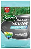 Scotts Turf Builder Starter Food for New Grass Plus Weed...