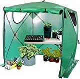 Kradl 2 Minute, Portable Greenhouses for Outdoors   Pop Up...