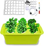 Freehawk Hydroponic System Growing Kit with 6 Air Pump Holes...