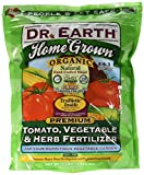Dr. Earth Organic 5 Tomato, Vegetable & Herb Fertilizer Poly...
