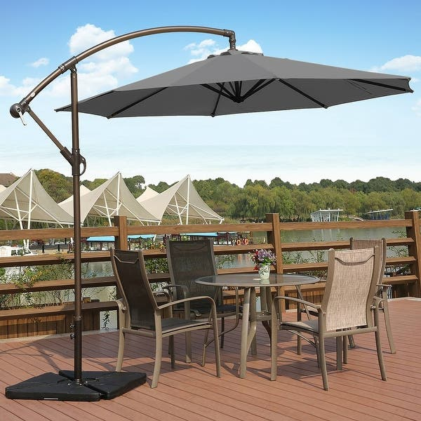 How to Keep a Patio Umbrella from Falling Over