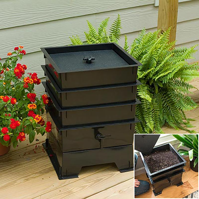Best Worm Composter for Homes Review and Buying Guide