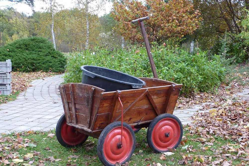 How to Choose the Best Garden Cart: Outdoor Garden Cart Buying Guide & Recommendations