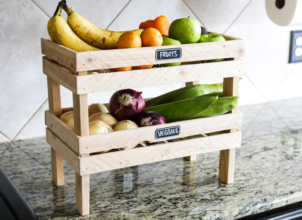 Everything to Know About Storing and Preserving Fruits & Vegetables