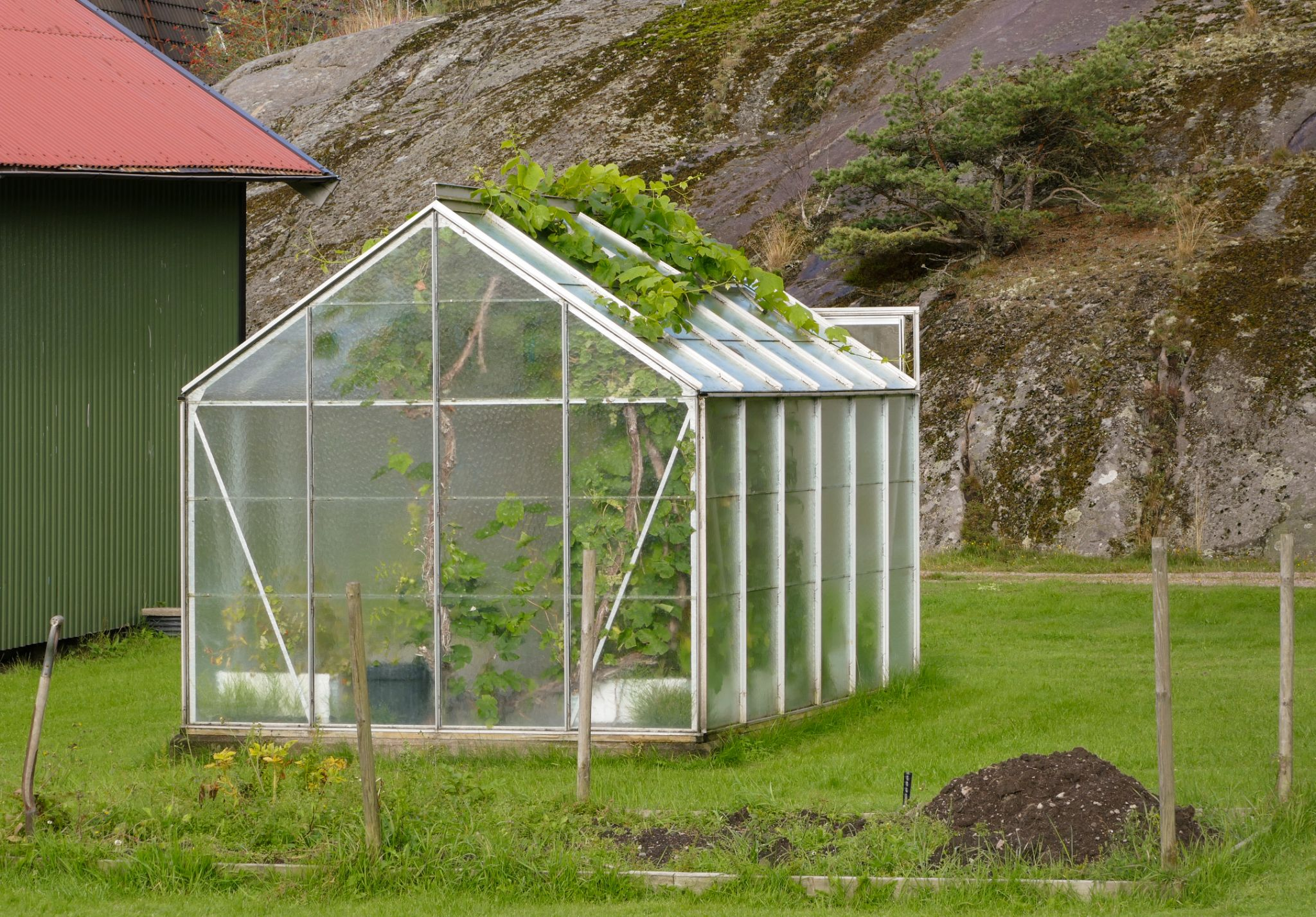 Greenhouse Flooring-How To Get The Best Greenhouse Flooring