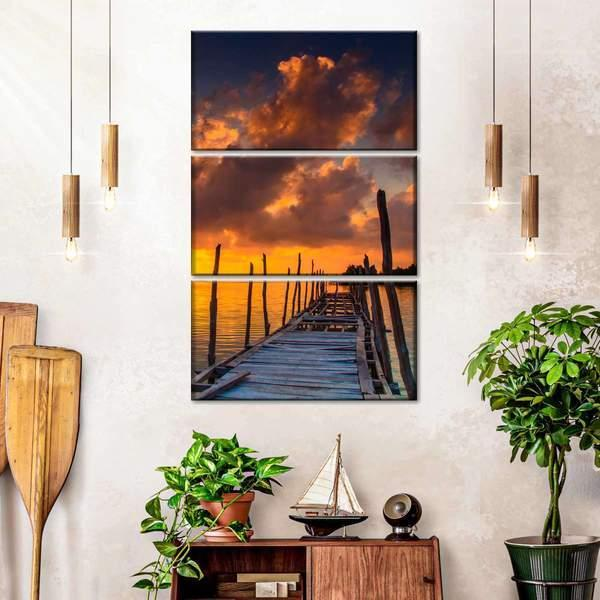 12 Wall Art Ideas for A Gorgeous Living Room (Number 6 is my favourite)