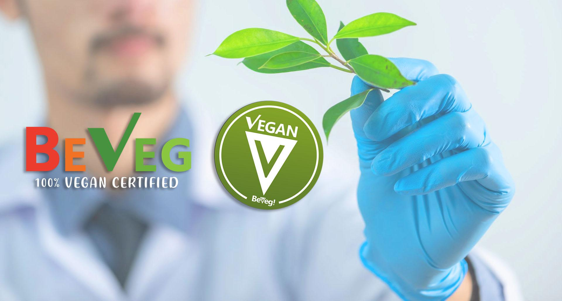 Beveg Certified Vegan - The Good Housekeeping Seal Of Approval For The Plant-based Consumer